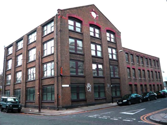east london warehouses